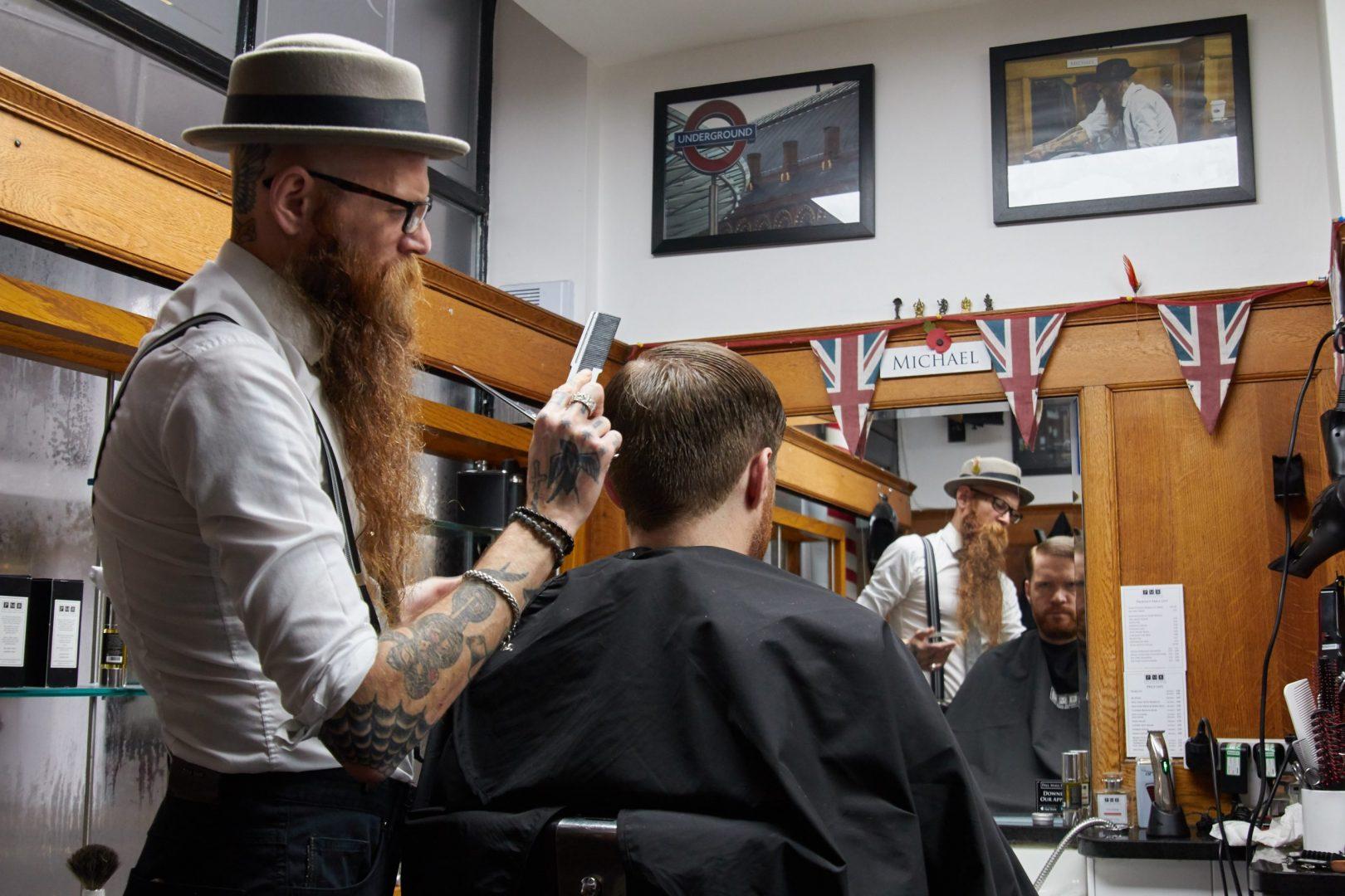 Pall Mall Barbers | Best Barbers Near Me | London Barbers | barbers near me, barber, barbers, beard barber, barber shop, best barber, best barbers, barbers London -