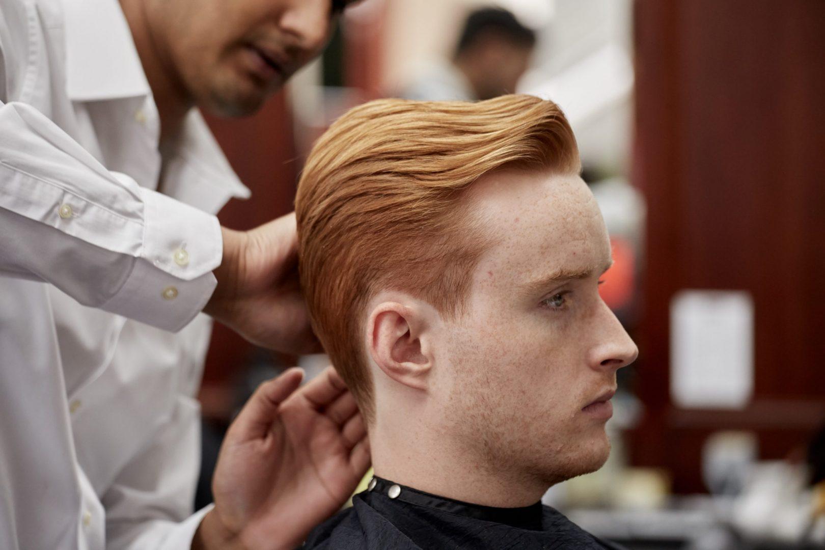Best barber shop central London barbers Baker Street