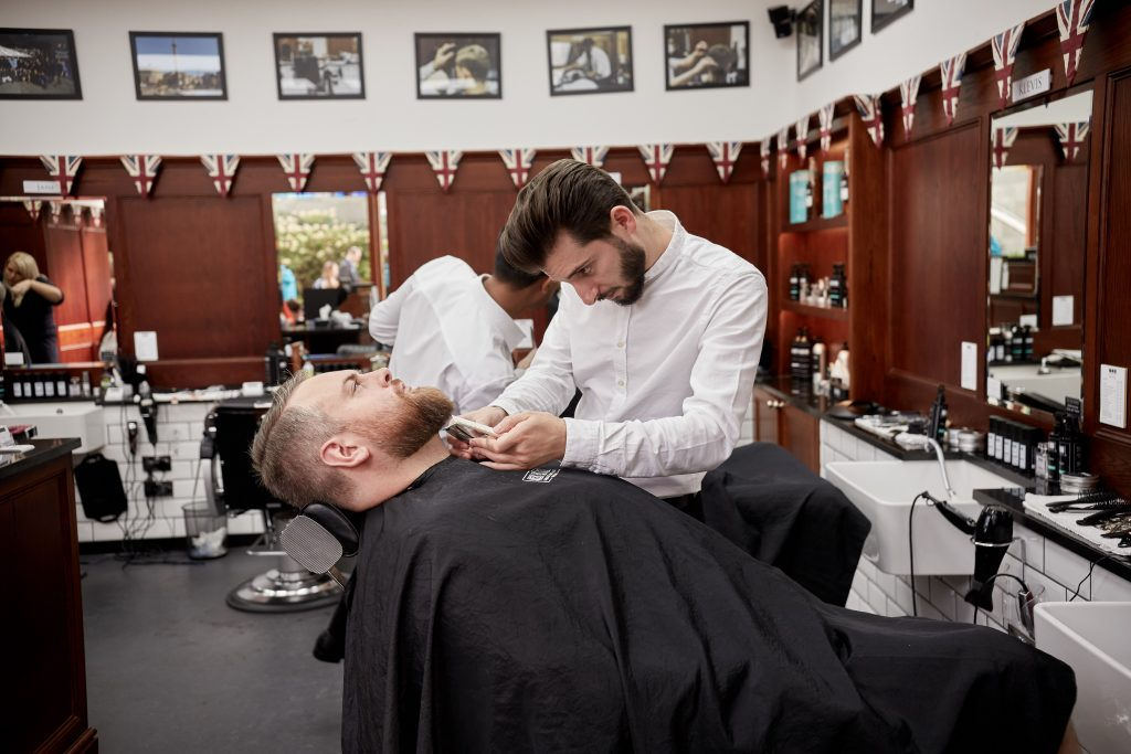 Beard Trims | Hair Cuts | Beard Trims - Beard Shaves - Pall Mall Barbers Paddington