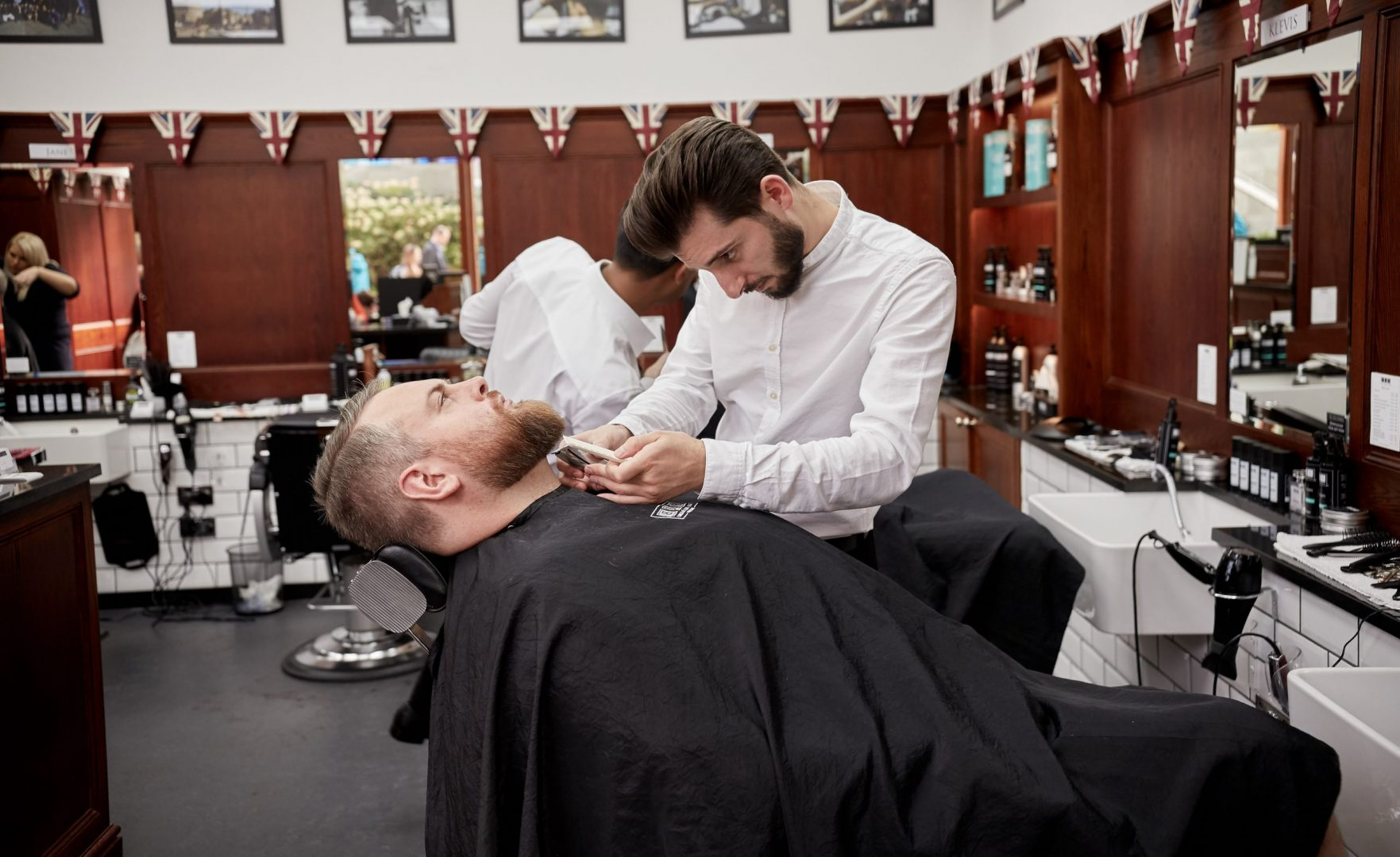 The Shaving Lesson + Home Shave System package | Pall Mall Barbers  Barbers London Barbers Goodge Street