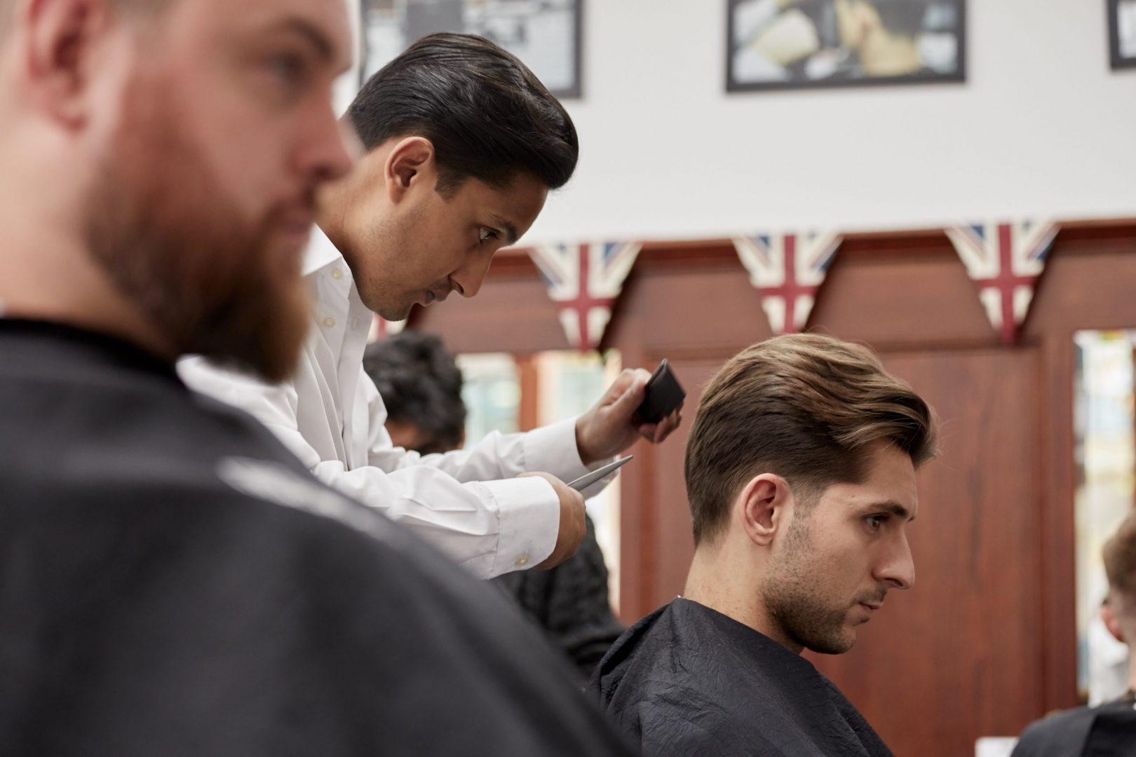 barbers Baker Street