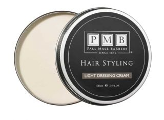Light Dressing Cream | Best Men Hair Styling products | Pall Mall Barbers Products