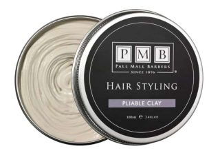 Pliable Clay | Best Men Hair Styling products | Pall Mall Barbers Products