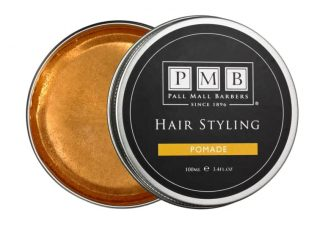Pomade Paste | Best Men Hair Styling products | Pall Mall Barbers Products
