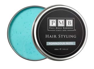 Pompadour Paste | Best Men Hair Styling products | Pall Mall Barbers Products