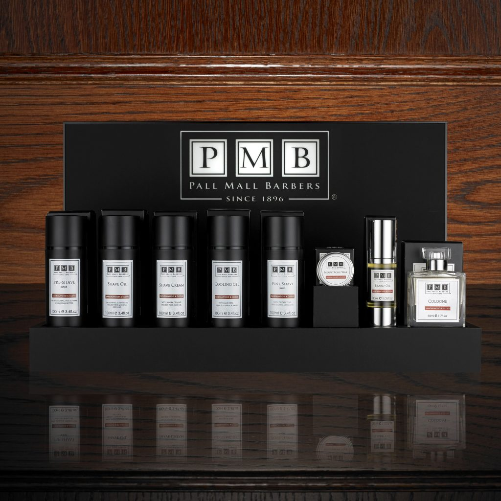 Express Shave + Home Shave System Package | Pall Mall Barbers London | Best Barbers Near Me