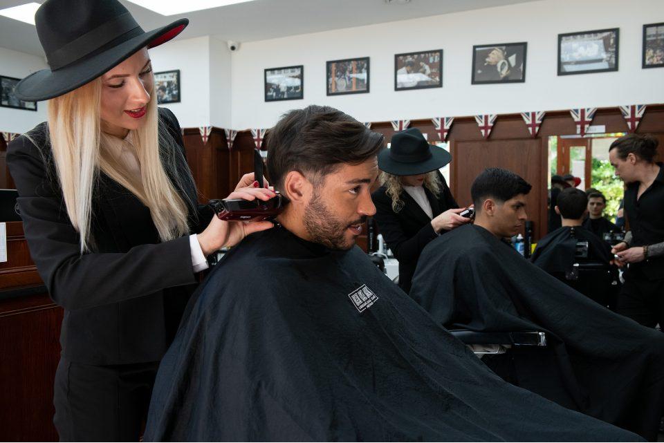 Men's Haircut London | Chelsea Barbers | Pall Mall Barbers East London