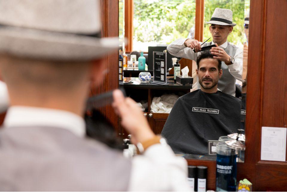 Victoria barbers near me