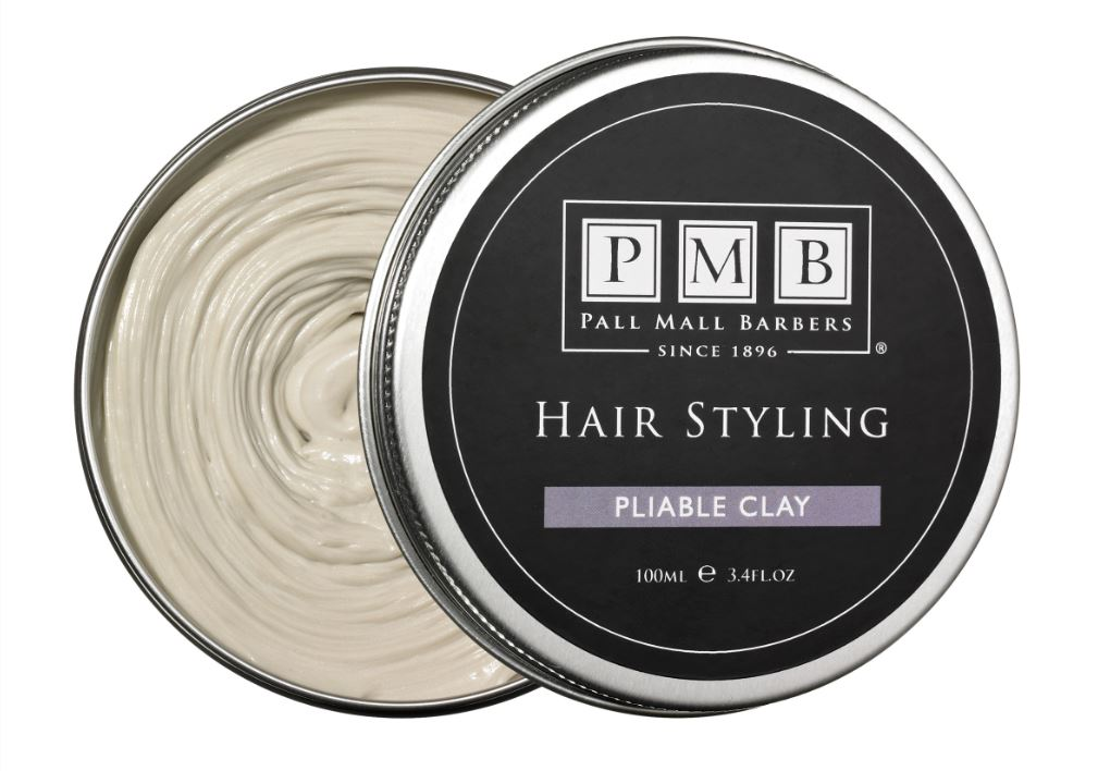 Pliable Clay | Best Men Hair Styling Products | Pall Mall Barbers