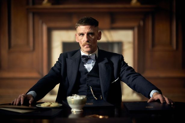 Arthur Shelby | Best Barbers | Peaky Blinders Haircut | Pall Mall Barbers